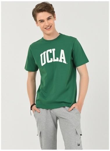 UCLA Ucla T-Shirt Yeşil